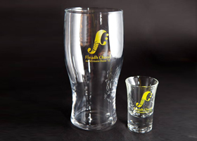 personal pint glass