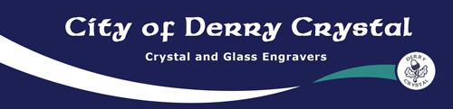 City of Derry Crystal